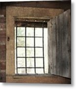 Blacksmith's View Metal Print