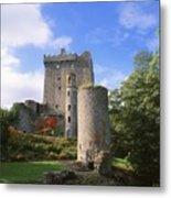 Blarney Castle, Co Cork, Ireland Metal Print by The Irish Image Collection