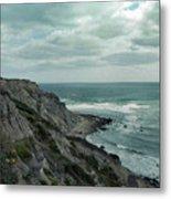 Block Island South East Lighthouse Metal Print
