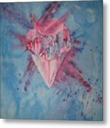 Blood Diamond Metal Print