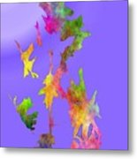 Blowin In The Wind 7 Metal Print