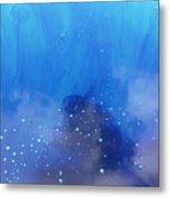 Blue Reflection IIi Metal Print