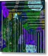 Blue Ridge Progression Metal Print