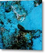 Bluescape Metal Print