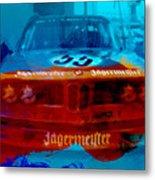 Bmw Jagermeister Metal Print