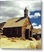 Bodie Church II Metal Print