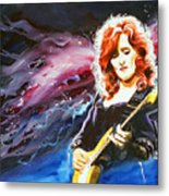 Bonnie Raitt Metal Print