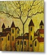 Borgo Antico Metal Print