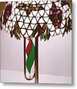 Boris Godunov Lamp Metal Print