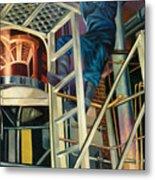 Boston Brew Metal Print by Gregg Hinlicky