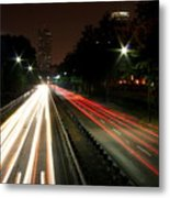 Boston Highway Metal Print