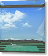 Breathing Room Metal Print