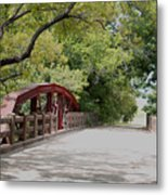 Bridge 1 Metal Print