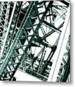 Bridge 1.0 Two Metal Print