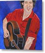 Bruce Springsteen-an American Boy Metal Print