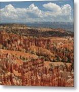 Bryce Canyon Hoodoos Metal Print