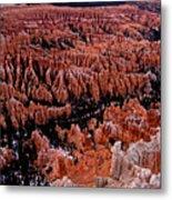 Bryce Canyon N. P. Metal Print