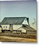 Bucks County Farm Metal Print