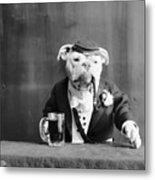 Bulldog, C1905 Metal Print