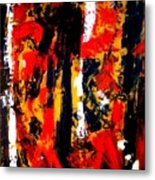 Burning Bright Metal Print