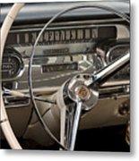 Cadillac Dash Metal Print