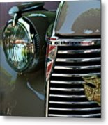 California Chevy Classic Metal Print