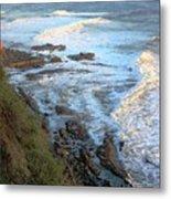 California Coastline 0553 Metal Print