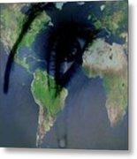 Call Of The Earth Metal Print