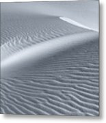 Canvas Of The Winds Metal Print
