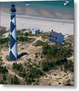 Cape Lookout 4 Metal Print
