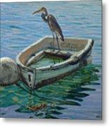 Capt. G. B. Heron Metal Print