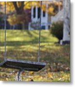 Carefree Metal Print