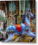 Carousel 1 Metal Print