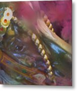 Carousel Dreams Metal Print