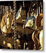 Carousel I  Metal Print