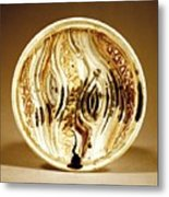 Carved Platter Metal Print