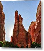 Cathedral Rock 05-155 Metal Print