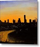 Catherine's Sunrise Metal Print