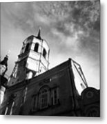 Catholic Church Tomsk Siberia Russia Metal Print