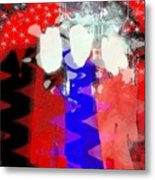 Celebration 3 Metal Print by Mimo Krouzian