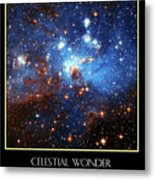 Celestial Wonders Metal Print by Our Creator
