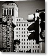 Central Northside Metal Print