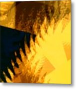 Change - Leaf12 Metal Print