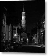 Charleston South Carolina 1980's Metal Print