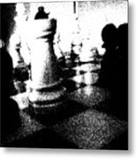 Chess5 Metal Print