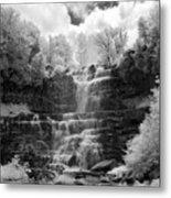 Chittenango Falls 1 Metal Print