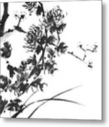 Chrysanthemum2 Metal Print