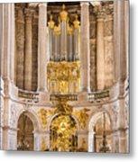 Church Altar Inside Palace Of Versailles Metal Print