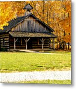 Church School 1 Metal Print