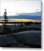 Churchill Tundra No. 1 Summer Metal Print